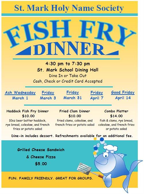 Fish Fry Friday at SMK